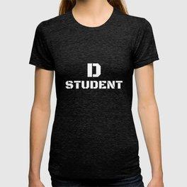 D Student T-shirt