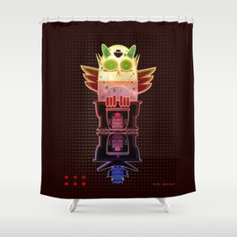 No Deal no.2 Shower Curtain