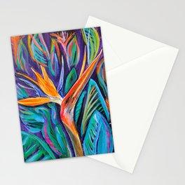 """Bird of Paradise"" Stationery Cards"