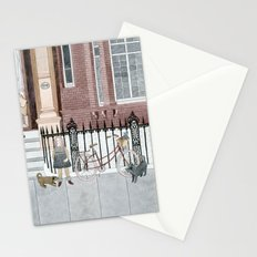 Family Out Stationery Cards