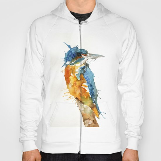 Mr Kingfisher Hoody