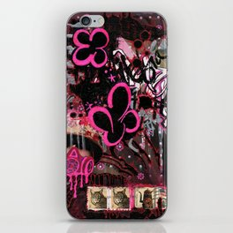 Toxic iPhone Skin