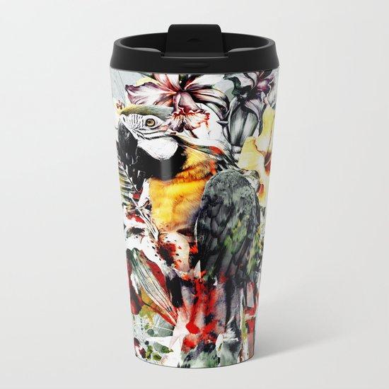 PARROT IV Metal Travel Mug