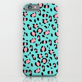 Leopard Animal Print Glam #2 #pattern #decor #art #society6 iPhone Case
