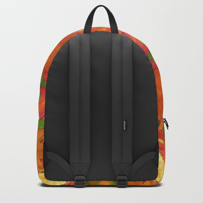 Autumn leaves #24 Backpack