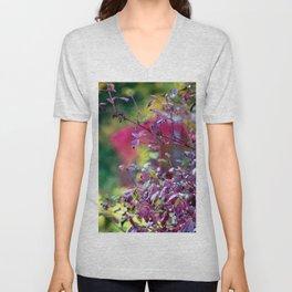 Autumn colours Unisex V-Neck