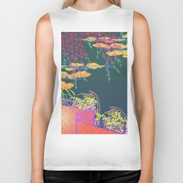 Willow and Bridge Biker Tank