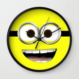 minion *new* Wall Clock