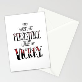 We Can't All Be Winners, But There's This. Stationery Cards