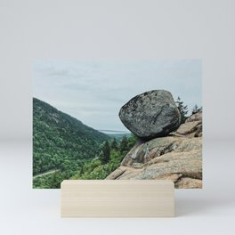 Boulder Rock Mini Art Print