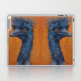 Emu Back to Back Laptop & iPad Skin