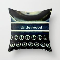 Underwood Throw Pillow