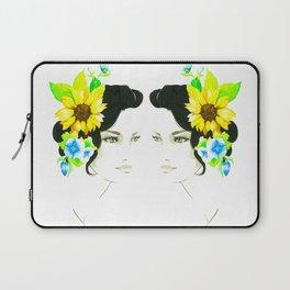 Helena & Elena Laptop Sleeve