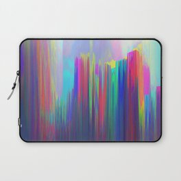 Technicolor Rain Laptop Sleeve