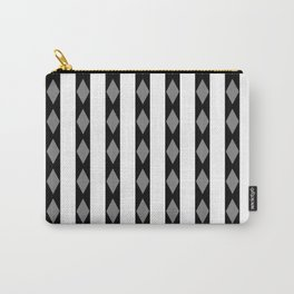Spinel Stripe Carry-All Pouch