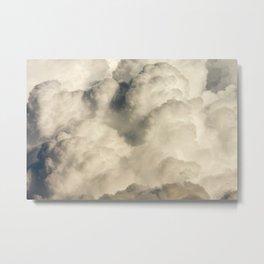 Cumulonimbus Clouds 4 Metal Print