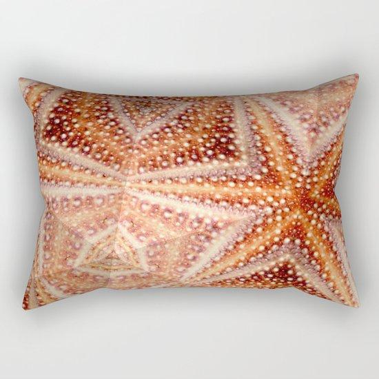 Urchin Mosaic Rectangular Pillow