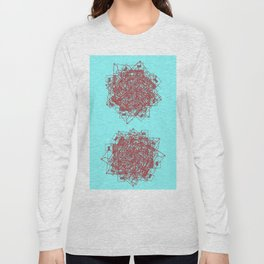BEDROOM SERIES #1 Long Sleeve T-shirt