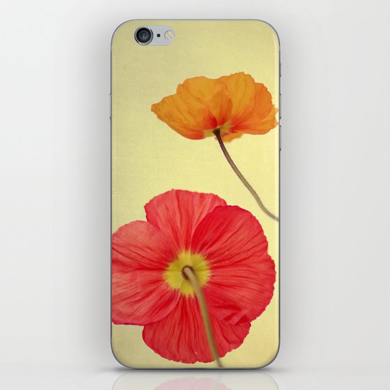 Les Jolies Fleurs iPhone & iPod Skin