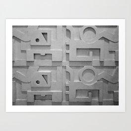 2774 S Ocean Art Print
