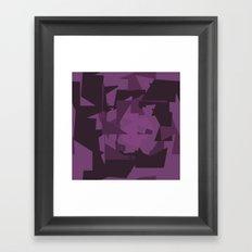 Amber Rose Framed Art Print
