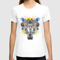 medusa T-shirts featuring MEDUSA by SIMONE S.C.H.