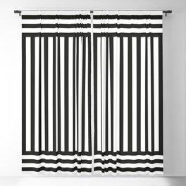 Fabulous Lewitt I - B&W Blackout Curtain