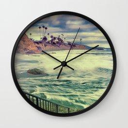 Laguna beauty Wall Clock