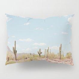 Saguaros in the Desert Pillow Sham