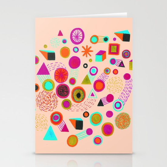 Galaxies III Stationery Cards