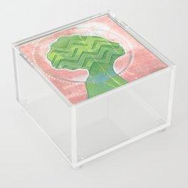 Her Acrylic Box