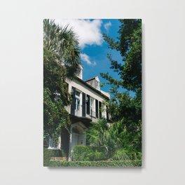 Charleston Architecture XIV Metal Print