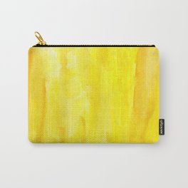 Yellow no. 1 Carry-All Pouch
