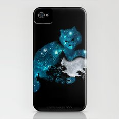 I can haz the moon iPhone (4, 4s) Slim Case