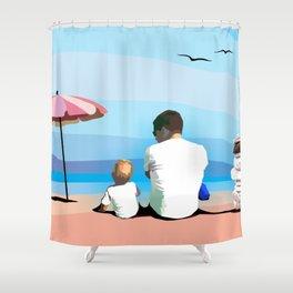 Best Buds Shower Curtain