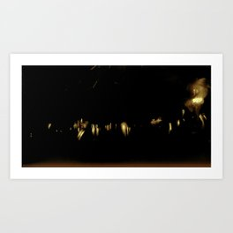 Lost in Some City No. 15 Art Print