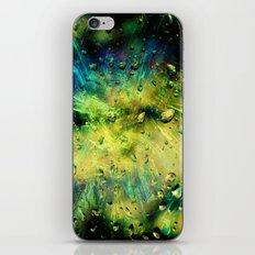 A fresh start iPhone & iPod Skin