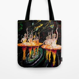 When the stars come out remix Tote Bag