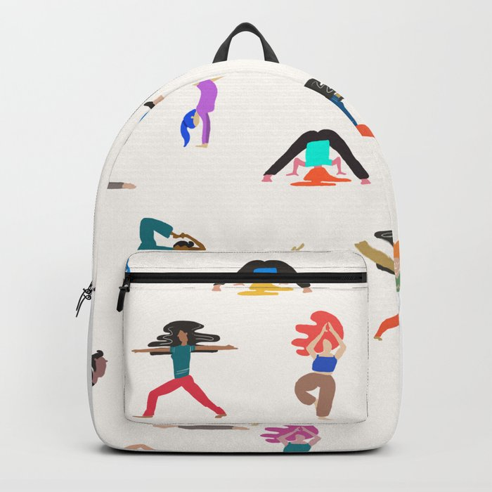yoga lovers Backpack