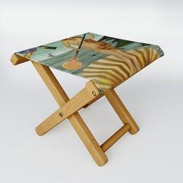 Gafferdite - Composition Folding Stool