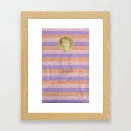 I Sent An SOS To The World Framed Art Print
