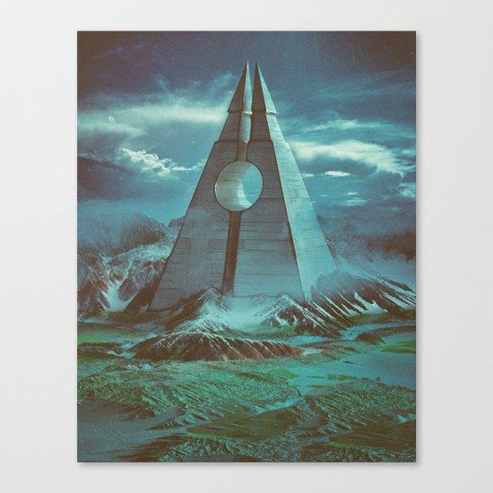 ISOLATIONIST (everyday 02.03.16) Canvas Print
