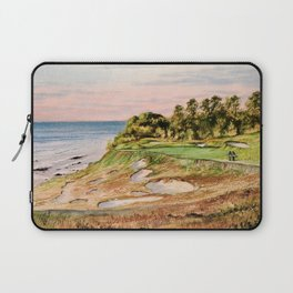 Whistling Straits Golf Course 17th hole Laptop Sleeve