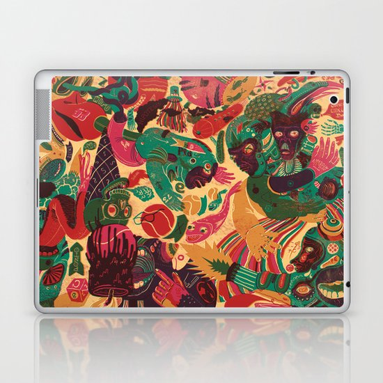 Sense Improvisation Laptop & iPad Skin