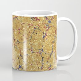 Decorative Paper from page 5 of Charles XII an incapacitated poem on one of the Newdigate-Prize subj Coffee Mug