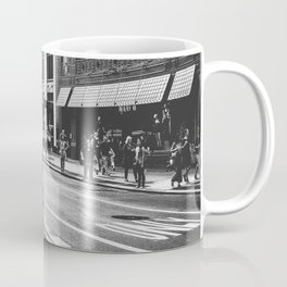 New York City Bicycle Ride in Soho Coffee Mug