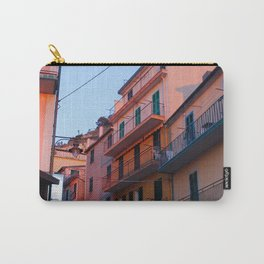 Sunset Pink Carry-All Pouch