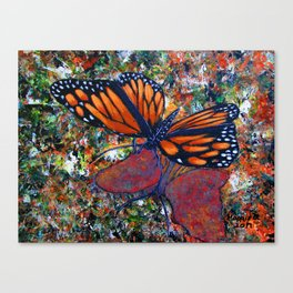 Butterfly-7 Canvas Print