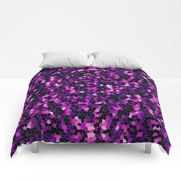 Mosaic Texture G38 Comforters