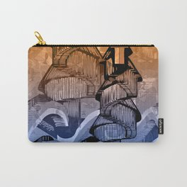 Atlante 09-06-16 / AMONG WAVES Carry-All Pouch